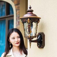 户外壁灯防水欧式室外阳台壁灯花园别墅庭院灯门灯外墙壁灯过道灯