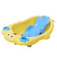 鲸鱼加厚加大儿童塑料浴盆 宝宝洗澡盆新生儿浴桶大号婴儿沐浴盆