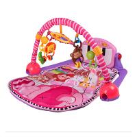 带遥控音乐脚踏钢琴健身器游戏音乐毯宝宝健身架