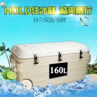 大号车载冷暖箱6升冷藏箱12L外卖箱保温箱钓鱼箱 海鲜保温箱 52L 汽车用品