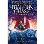 英文原版 Magnus Chase and the Gods of Asgard, Book 1 the Sword
