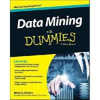 【预订】Data Mining for Dummies