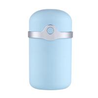 FGHGF 迷你USB空气加湿器学生宿舍办公室桌面静音车载小型香薰脸部加湿
