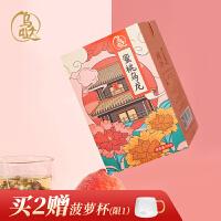 草莓水果茶润朵红茶水果花果茶果粒茶组合袋泡茶包养生90g