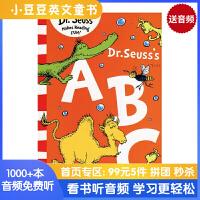 #英文原版 Dr Seuss' ABC 苏斯博士的ABC [4-8岁]