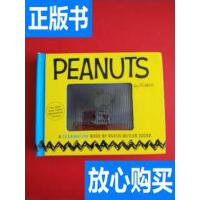 [二手旧书9成新]A Scanimation Book:Peanuts 神奇动画书:史努比