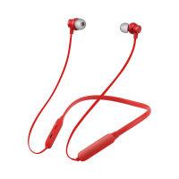 优品 运动跑步无线蓝牙耳机 mp3一体式双耳塞可插卡带内存入耳挂脖颈苹果华为安卓通用防水项圈重低音 官方标配