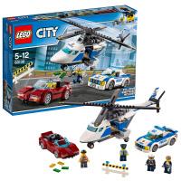【当当自营】LEGO 乐高 City城市系列 高速追捕 积木拼插儿童益智玩具60138