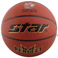 star世达篮球 室内外通用PU成人比赛训练7号篮球BB4407