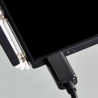 联想YOGA BOOK平板电脑OTG转接线 读卡器接U盘多口OTG线读取TF/SD