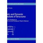 【预订】Static and Dynamic Analysis of Structures: With an Emph
