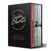 Agatha Christie: The World's Favourite 英文原版 阿加莎・克里斯蒂经典作品套装: