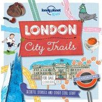 City Trails - London 孤独星球儿童版・城市路线:伦敦