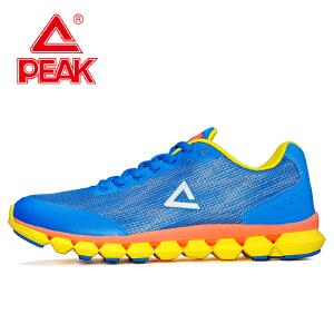 匹克跑步鞋女鞋 高弹易弯折舒适夜光运动跑鞋 E53998H