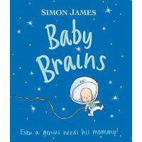 Baby Brains超能宝宝 绘本 对宝宝的成才培养要适度哦!