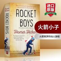 火箭小子 英文原版人物传记 Rocket Boys 航天梦 纽约时报畅销书 十月的天空 英文版电影原著小说 进口英语书