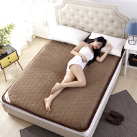 加厚床垫床褥1.5m床1.8米床1.2米单人学生宿舍海绵床垫褥子地铺垫 1.8x2米床(约8.5斤重 /厚5cm)