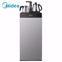 美的饮水机 家用下置式触摸操控茶吧机饮水器YR1016S