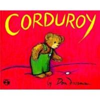 """英文原版 Corduroy 经典绘本:小熊可可 纽约公共图书馆""""每个人都应该知道的100种绘本"""""""