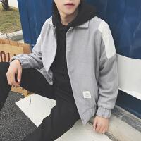 新款春秋季男装外套男士学生衣服棒球服韩版休闲夹克潮流秋装