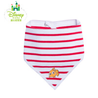 迪士尼Disney 四季海军系列纯棉婴儿三角巾宝宝口水巾153P673