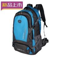 2018背包男旅游双肩包旅行超大容量户外多功能行李包运动登山包70升女