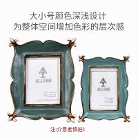 欧式相框摆台6寸7寸照片框美式法式创意画框相片框摆件饰品