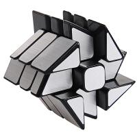 学生三角形风火轮金字塔玩具套装异形镜面五魔方