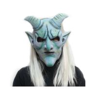 万圣节愚人节整人道具化妆舞会面具恐怖-多款白发魔女面具