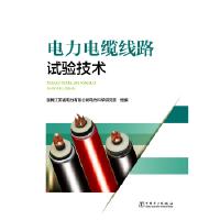 【正版直发】电力电缆线路试验技术