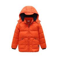 JEEP吉普4-12岁男女童羽绒外套BWW76049