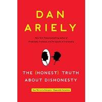 英文原版 怪诞行为学:诚实的真相 The Honest Truth About Dishonesty