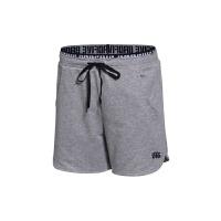 李宁篮球系列女子运动休闲卫裤短裤女款AKSM082