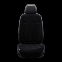 汽车加热坐垫冬季车载电加热座椅单双座通用12v24v改装制热车座垫
