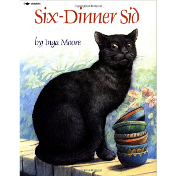 Six-Dinner Sid吃六顿晚餐的猫ISBN9780671796136