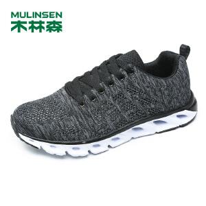 木林森男鞋 2018秋秋新款运动休闲  05187620