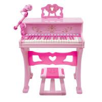 ?儿童电子琴初学带麦克风钢琴宝宝女男孩玩具1-3-6-12岁礼物?