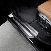 宝马x4改装专用中控空调出风口贴配件车门装饰条内饰贴宝马x3改装
