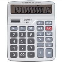 齐心(COMIX)C-689 学生办公语音小台计算器 计算机