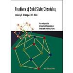【预订】Frontiers of Solid State Chemistry, Proceedings of the