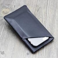 苹果8 7/6双机包iphone6plus手机包袋8plus真牛皮保护套