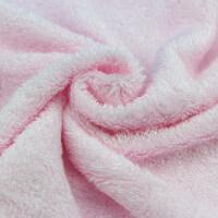 竹纤维小毛巾柔软加厚竹炭面巾洗脸巾家用4条装 50x30cm