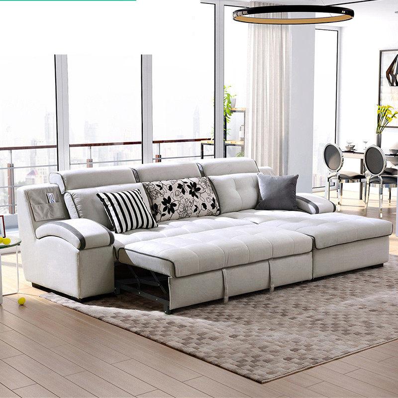 现代简约灰色布沙发客厅可拆洗三人布艺沙发绒布组合967  o1t 店铺预售,付款后9 天内