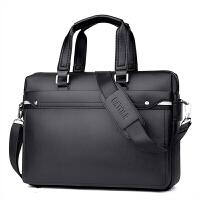 斜挎包手拿男包手提包横款休闲包商务公文包大容量背包电脑包