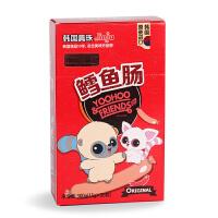 韩国真珠 悠猴原味鳕鱼肠 婴幼儿宝宝儿童进口零食营养辅食300g