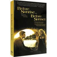英文原版 爱在黎明破晓前 Before Sunrise Before Sunset 爱在日落黄昏时 全英文版进口书 奥