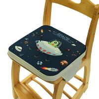 20191209165055669卡通儿童餐椅增高坐垫小学生坐垫宝宝安全椅垫座椅加厚加高椅子垫 39X39cm