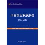 中国民生发展报告2018~2019