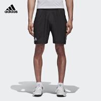 adidas阿迪达斯2018新款男子宽松透气运动休闲梭织短裤CE2033