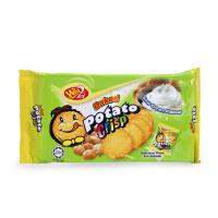 马来西亚进口WIN2赢赢酸奶味薄饼干婴幼儿童辅食休闲食品宝宝零食